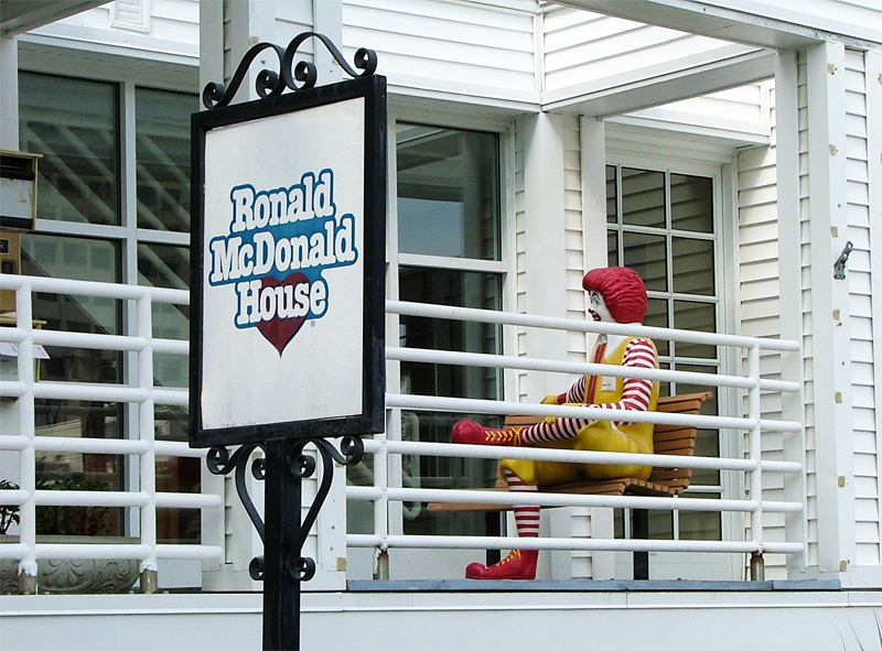 Ronald McDonald House, Charleston, SC